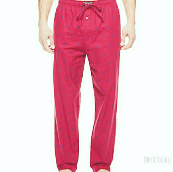 Pajama Pants Ralph Polo Mens Lauren xhtQrdCBs